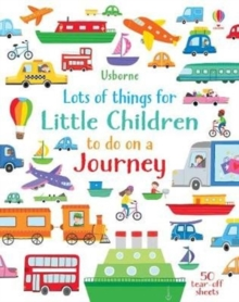 Lots of Things for Little Children to do on a Journey, Paperback / softback Book