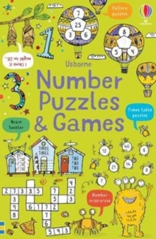 Number Puzzles and Games, Paperback / softback Book
