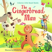 The Gingerbread Man, Board book Book