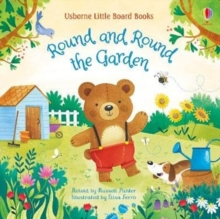Round and Round the Garden, Board book Book