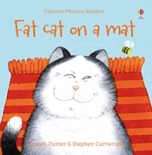 Fat Cat on a Mat, Board book Book