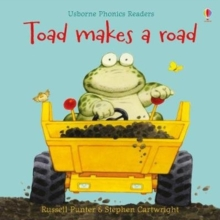 Toad Makes a Road, Paperback / softback Book