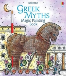 Magic Painting Greek Myths, Paperback / softback Book