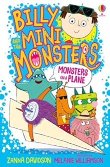 Monsters on a Plane, Paperback / softback Book