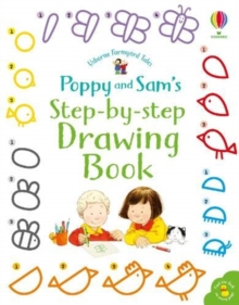 Poppy and Sam's Step-by-Step Drawing Book, Paperback / softback Book