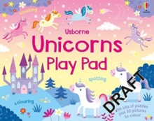 Unicorns Play Pad, Paperback / softback Book