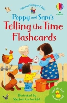 Poppy and Sam's Telling the Time Flashcards, Cards Book