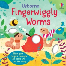 Fingerwiggly Worms, Board book Book