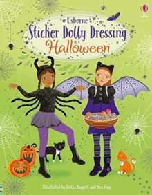 Sticker Dolly Dressing Halloween, Paperback / softback Book