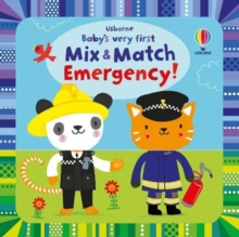 Baby's Very First Mix and Match Emergency!, Board book Book