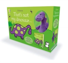 That's not my dinosaur... Book and Plush, Mixed media product Book