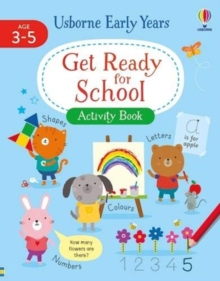 Get Ready for School Activity Book, Paperback / softback Book