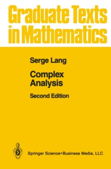 Complex Analysis, PDF eBook