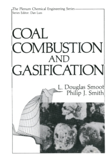 Coal Combustion and Gasification, PDF eBook