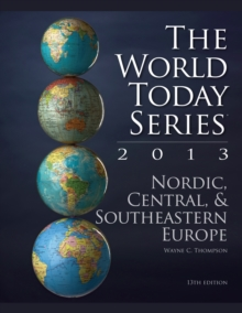 Nordic, Central, and Southeastern Europe 2013, EPUB eBook