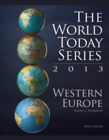 Western Europe 2013, EPUB eBook