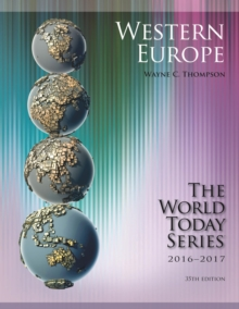 Western Europe 2016-2017, EPUB eBook