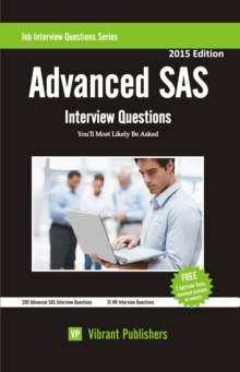 advanced sas interview questions youll most likely be asked pdf