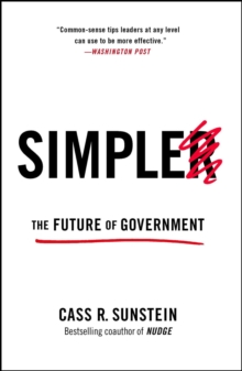 Simpler : The Future of Government, EPUB eBook