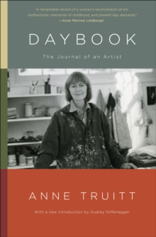 Daybook : The Journal of an Artist, Paperback Book