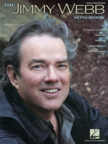The Jimmy Webb Songbook, Paperback Book