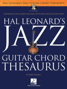 Jazz Guitar Chord Thesaurus, Mixed media product Book