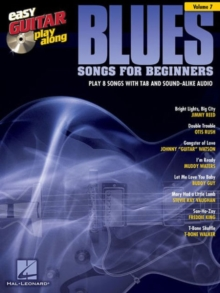Easy Guitar Play-Along Volume 7 : Blues Songs For Beginners, Paperback / softback Book
