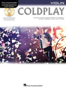 Violin Play-Along : Coldplay, Paperback Book