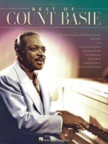 Best Of Count Basie (PVG), Paperback / softback Book