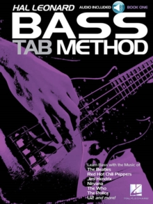 Hal Leonard : Bass Tab Method, Paperback Book
