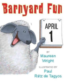 Barnyard Fun, Hardback Book