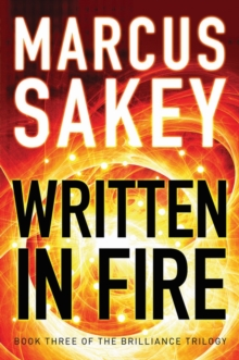 Written in Fire, Paperback / softback Book