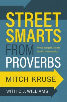 Street Smarts From Proverbs, Hardback Book