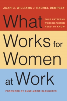 What Works for Women at Work, PDF eBook
