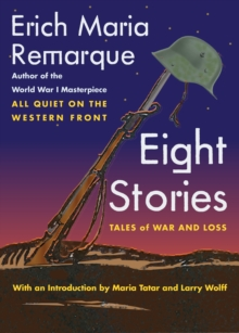 Eight Stories : Tales of War and Loss, Hardback Book