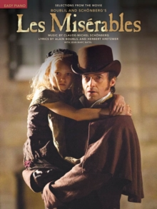Alain Boublil/Claude-Michel Schonberg : Les Miserables (Selections from the Movie) - Easy Piano, Paperback Book