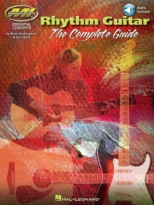 Musicians Institute : Rhythm Guitar - The Complete Guide, Paperback / softback Book