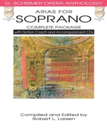 Arias For Soprano - Complete Package, Paperback / softback Book