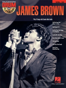 JAMES BROWN DRUM PLAYALONG VOLUME 33, Paperback Book