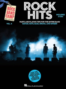 Rock Band Camp Volume 4 : Rock Hits, Paperback Book