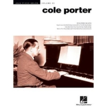 Cole Porter : Jazz Piano Solos Series Volume 30, Paperback / softback Book