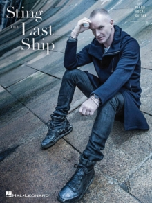 Sting : The Last Ship, Paperback / softback Book