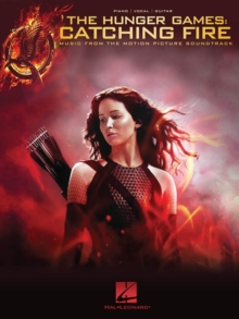 The Hunger Games : Catching Fire - Music From The Motion Picture Soundtrack (PVG), Paperback Book