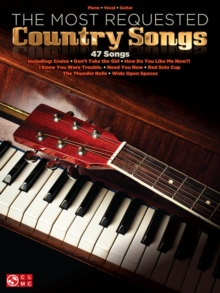 The Most Requested Country Songs (PVG), Paperback Book