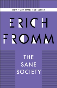 The Sane Society, EPUB eBook