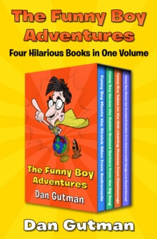 The Funny Boy Adventures : Four Hilarious Books in One Volume, EPUB eBook