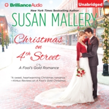 Christmas on 4th Street, eAudiobook MP3 eaudioBook