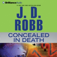 Concealed in Death, eAudiobook MP3 eaudioBook