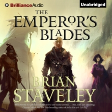 The Emperor's Blades, eAudiobook MP3 eaudioBook