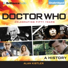 Doctor Who : A History, eAudiobook MP3 eaudioBook